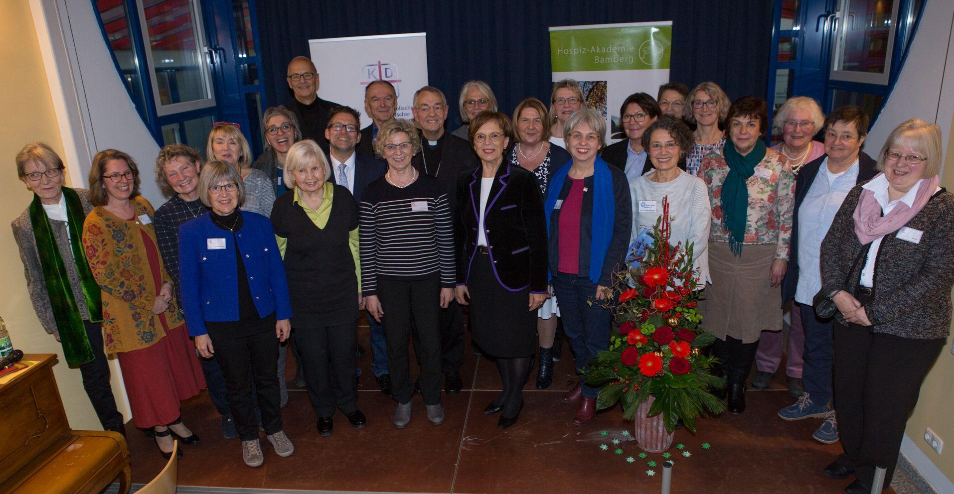 25 Jahre Schulung Trauerbegleitung in Bayern